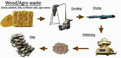 Beginners Guide For Wood Pellets Production Procedure